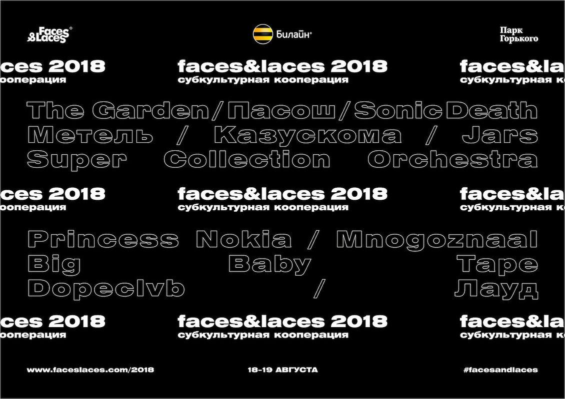 Выставка Faces&Laces 2018