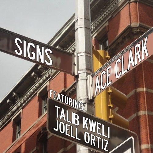 Talib Kweli и Joell Ortiz поучаствовали в треке Ace Clark «Signs»