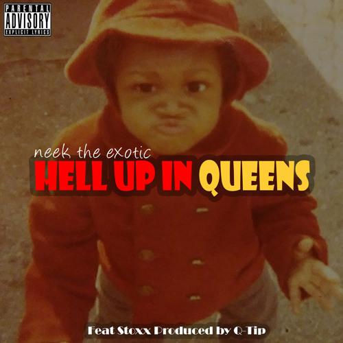 Q-Tip спродюсировал новый трек Neek the Exotic «Hell up in Queens» (feat. Stoxx)