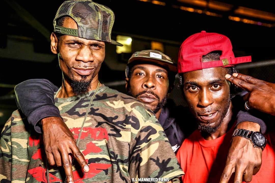 Rock (Heltah Skeltah) «BK Baby» ft. Bo Blakk