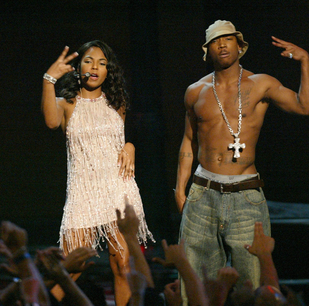 Ja Rule & Ashanti — «Encore»