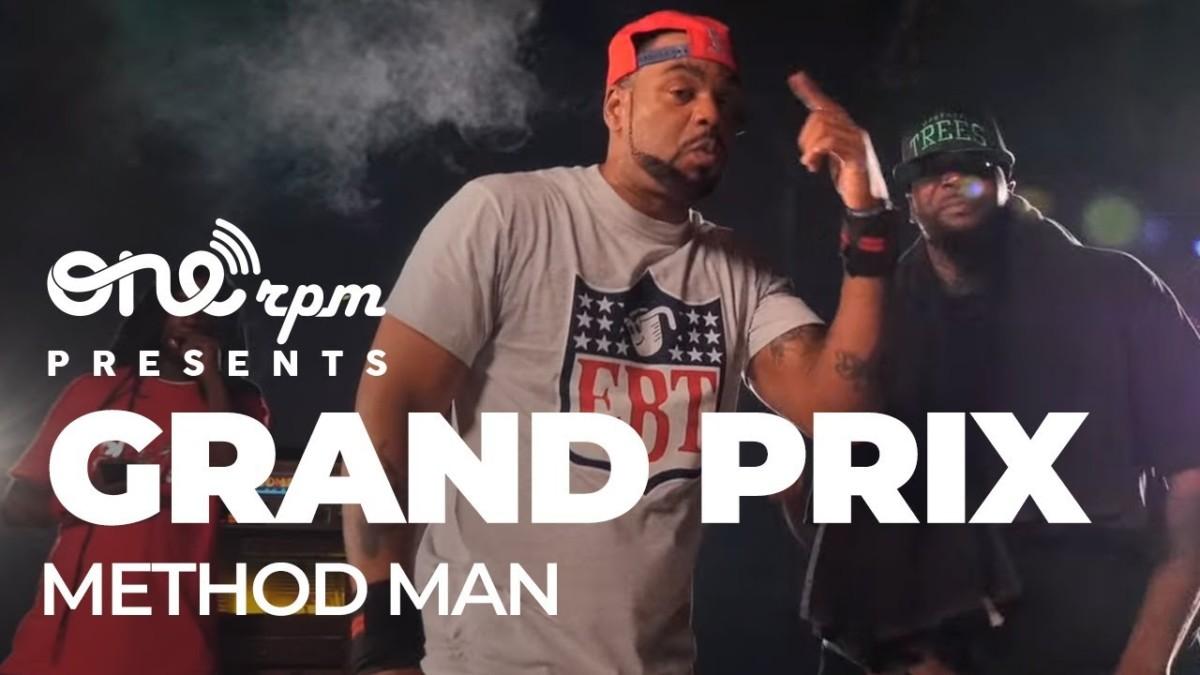 Method Man — «Grand Prix»
