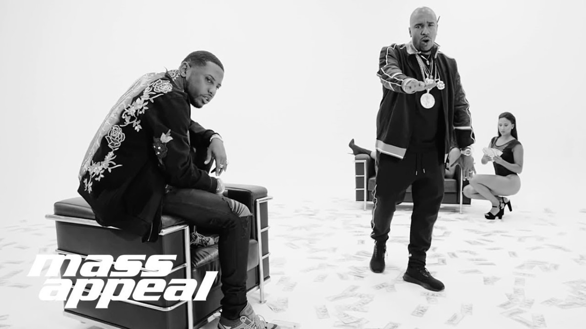N.O.R.E. — «Big Chain» (feat. Fabolous)