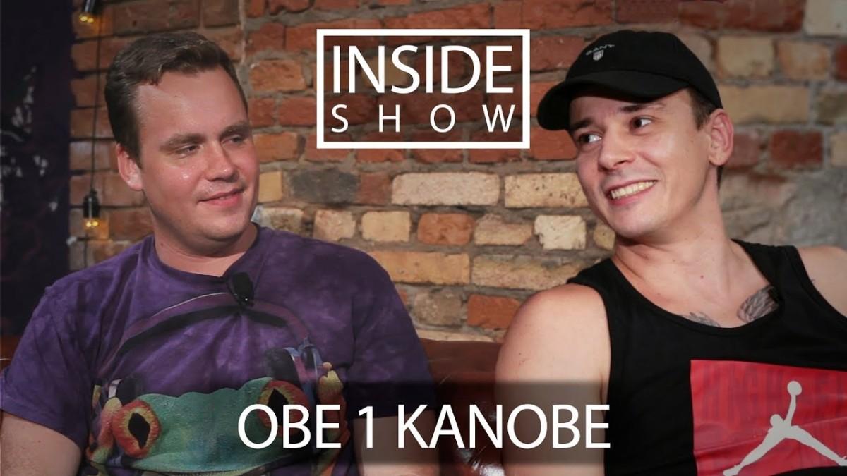Obe 1 Kanobe в новом выпуске «INSIDE SHOW»