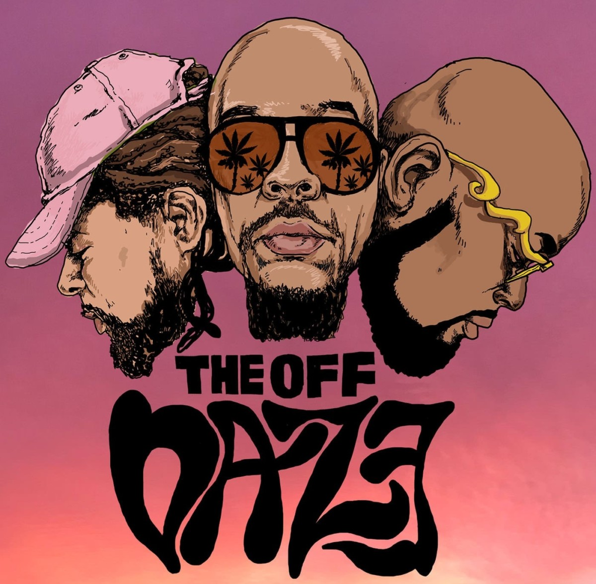 The Off Daze – «Couple's Skate»