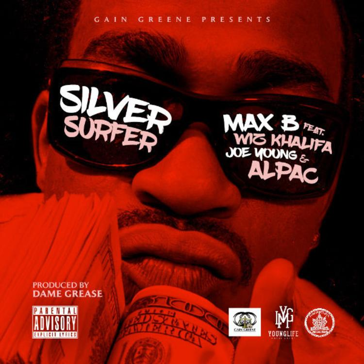 Joe Young — «Silver Surfer» (Feat. Wiz Khalifa, Max B & Alpac)