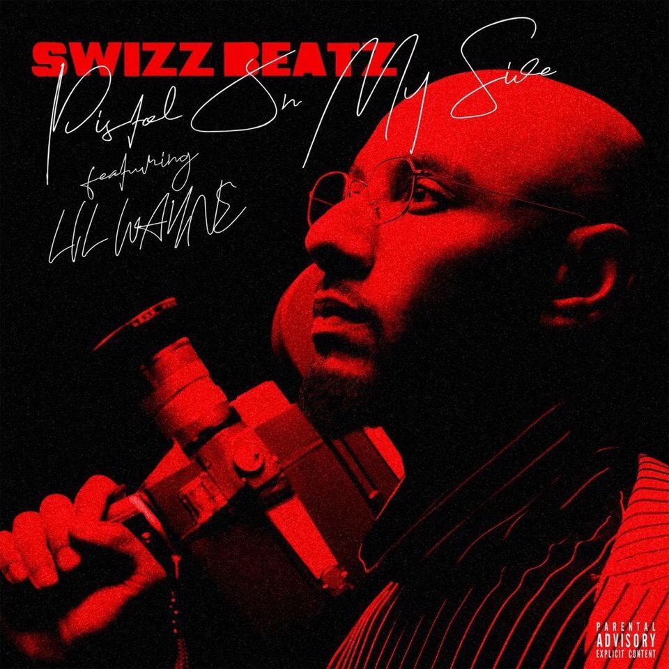 Swizz Beatz — «Pistol On My Side (P.O.M.S)» (feat. Lil Wayne)