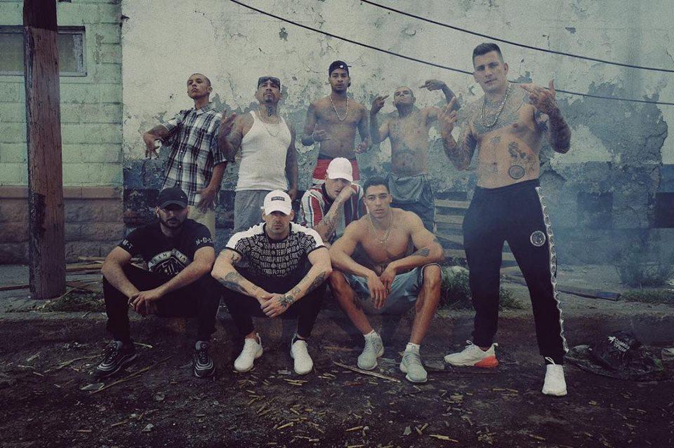 Bonez MC & Raf Camora — «Kokain» (feat. GZUZ)