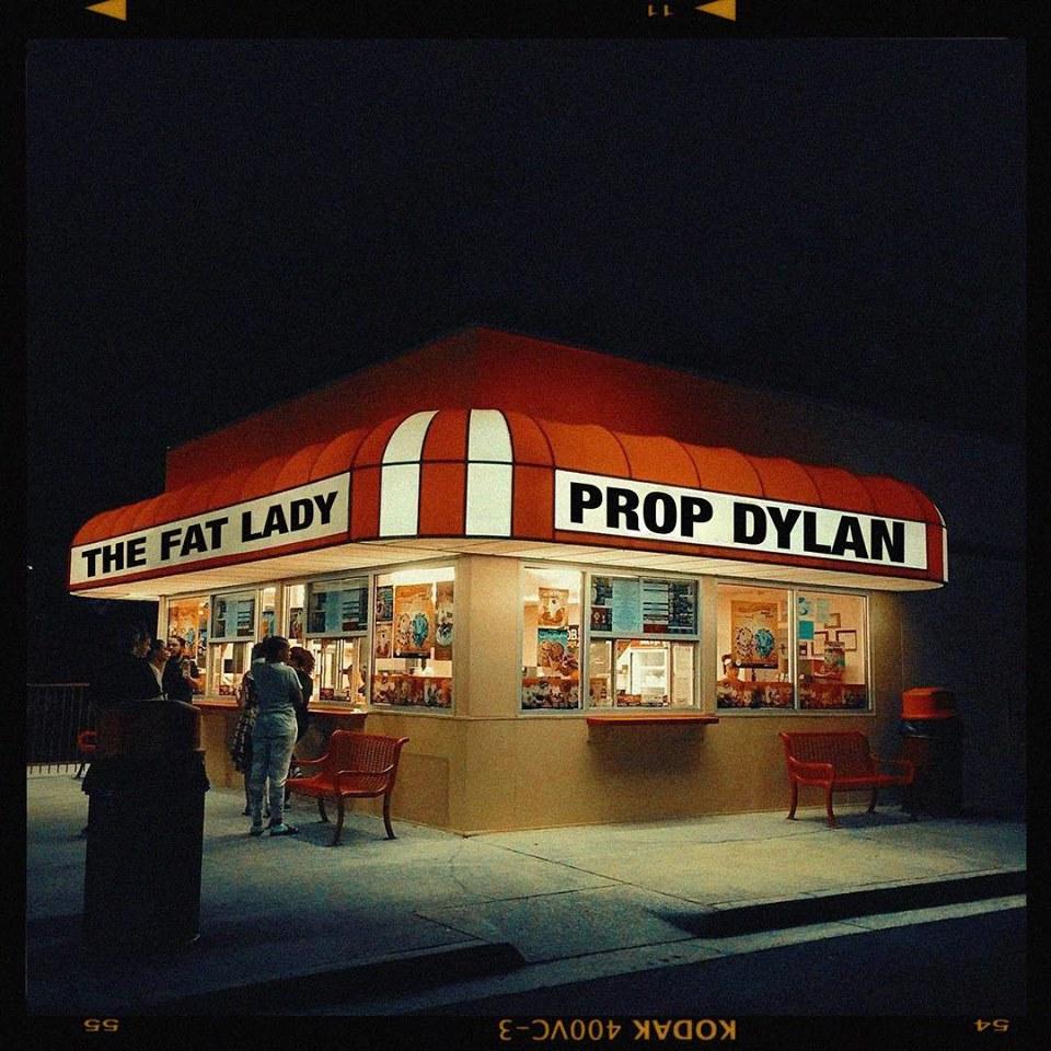Новый трек от шведа Prop Dylan «The Fat Lady» с предстоящего альбома «TWIMC»