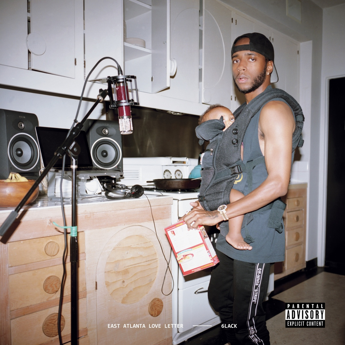 6LACK — «East Atlanta Love Letter»