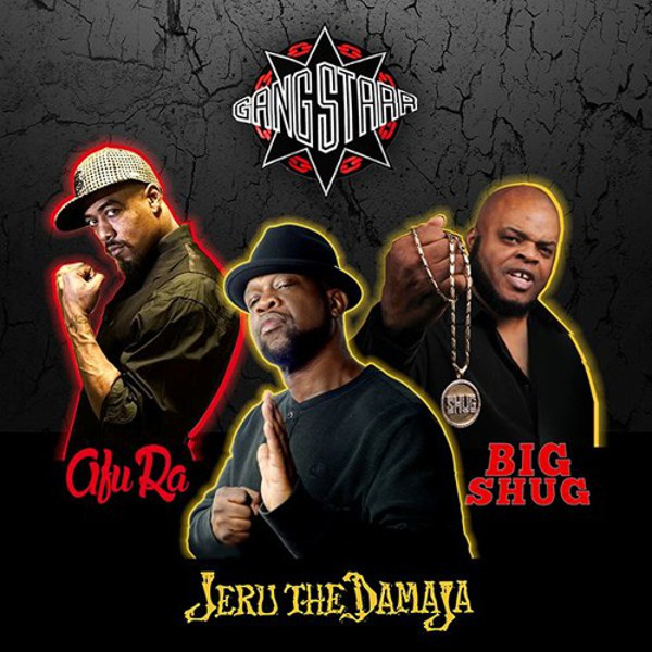 Gang Starr Foundation: Afu-Ra ft. Jeru The Damaja & Big Shug «3 Evil Masters»