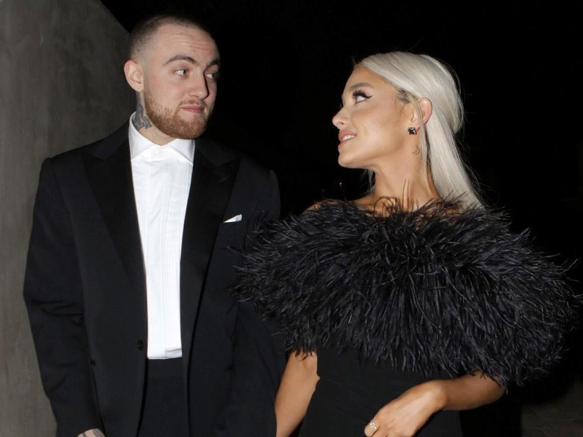 Фанаты Mac Miller'a обвинили певицу Ariana Grande в смерти своего кумира