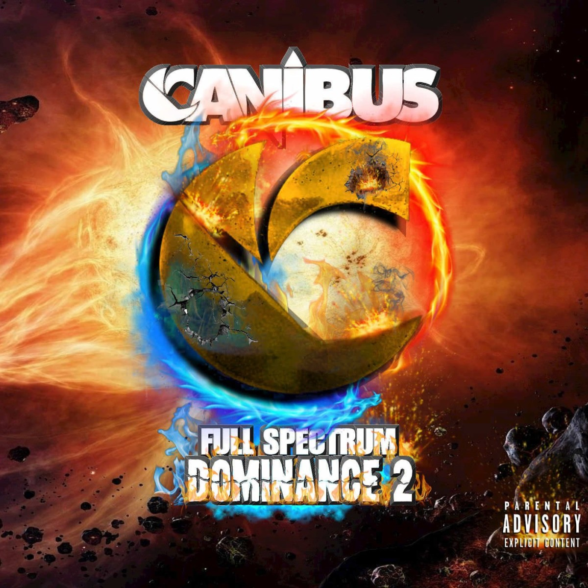 Canibus — «Full Spectrum Dominance 2»