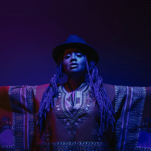 Lalah Hathaway — «Call On Me» (feat. Redman)
