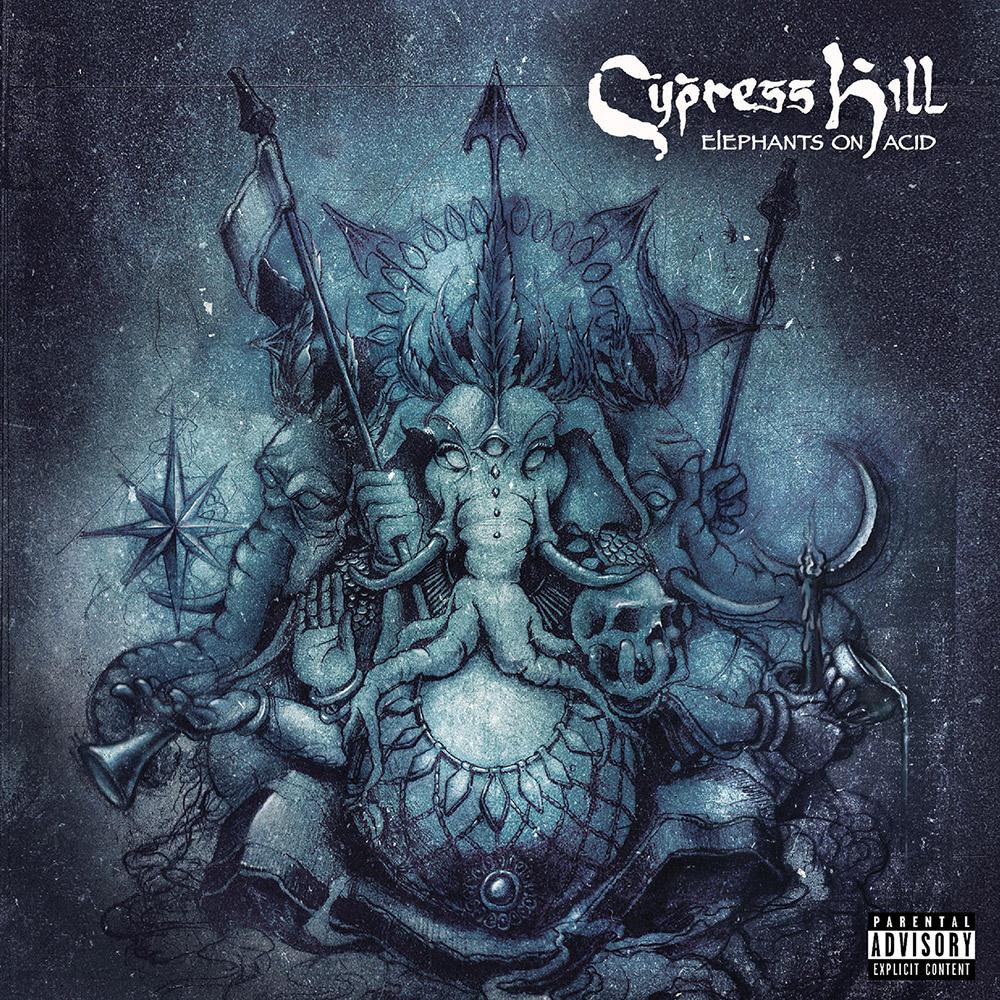 Cypress Hill — «Elephants on Acid»
