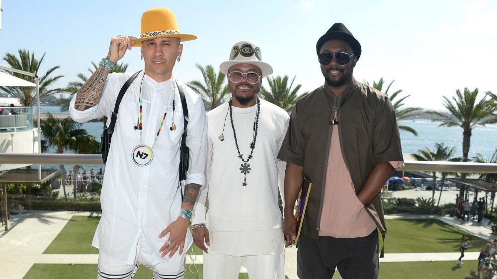 The Black Eyed Peas — «Big Love»