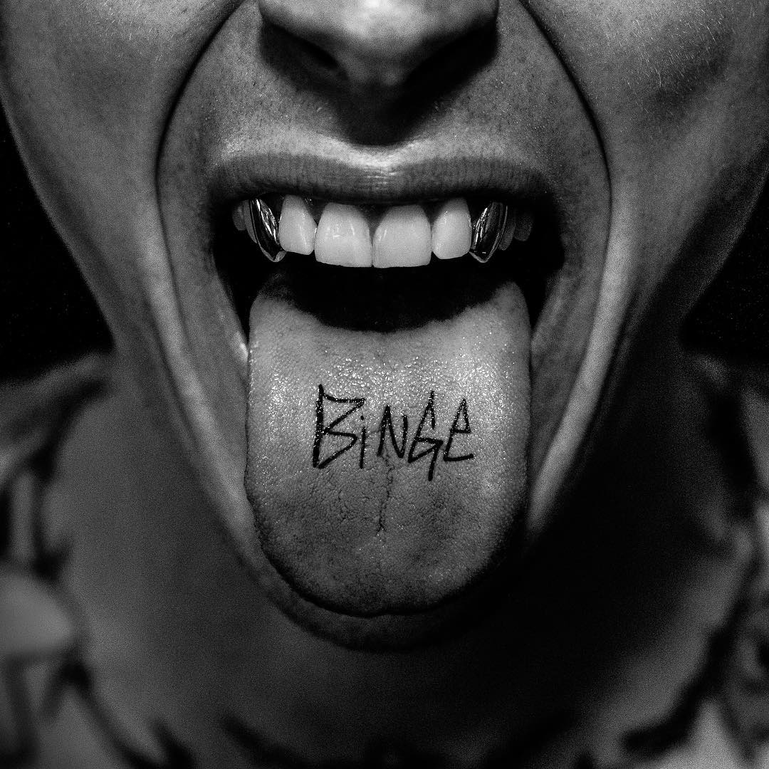 Machine Gun Kelly — «BINGE»