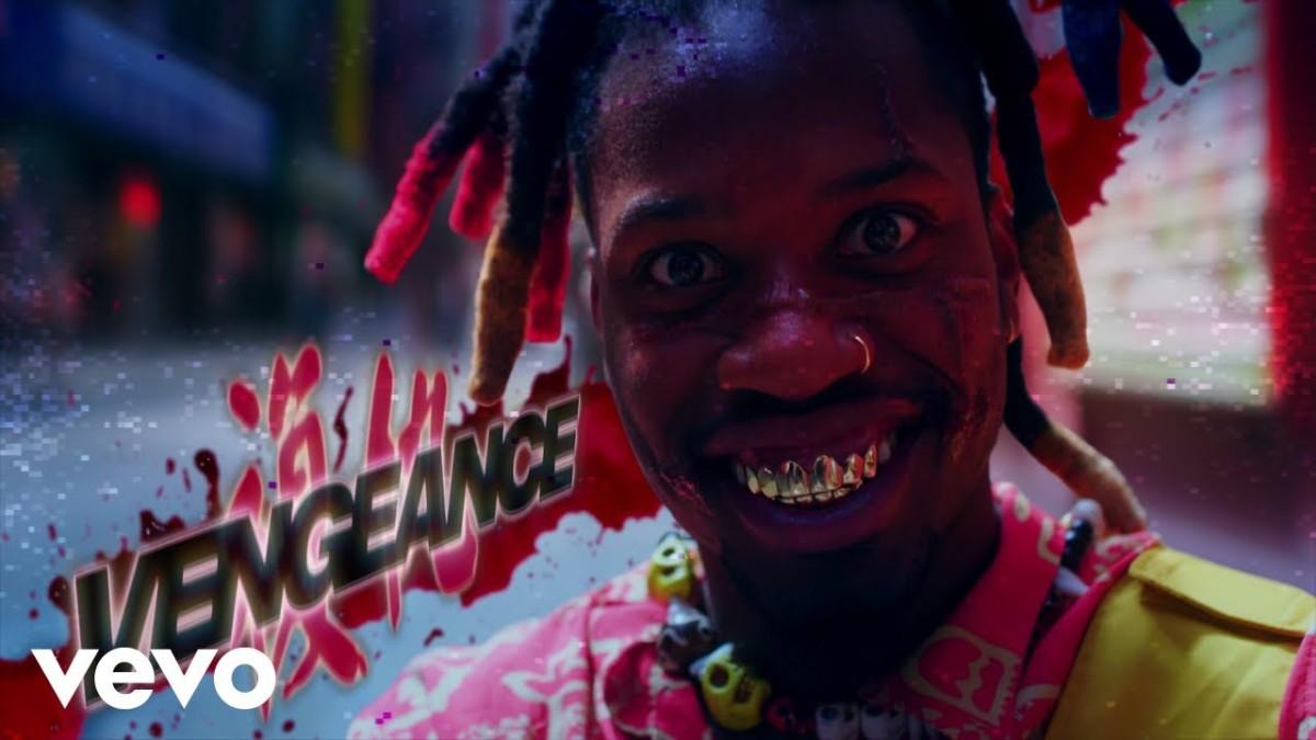 Denzel Curry — «VENGEANCE l VENGEANCE» (Feat. JPEGMAFIA & ZillaKami)
