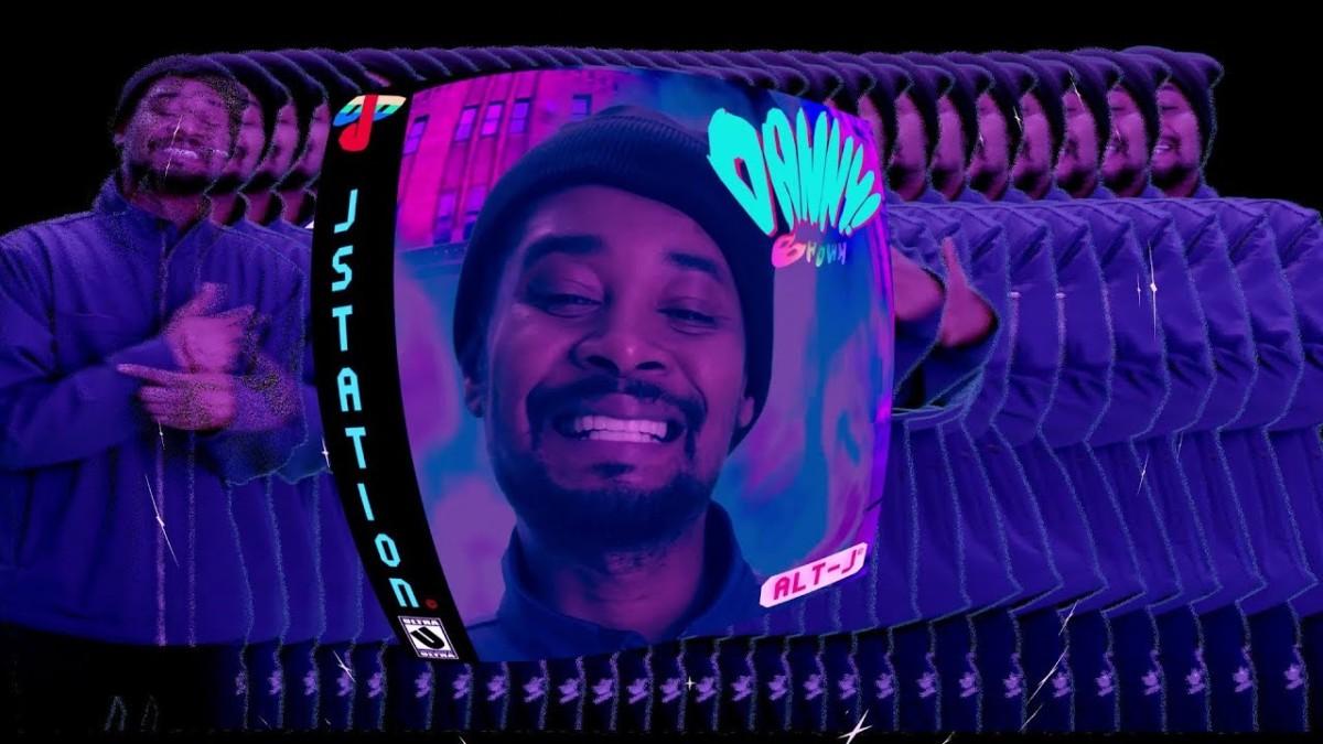 alt-J — «Deadcrush» (feat. Danny Brown)
