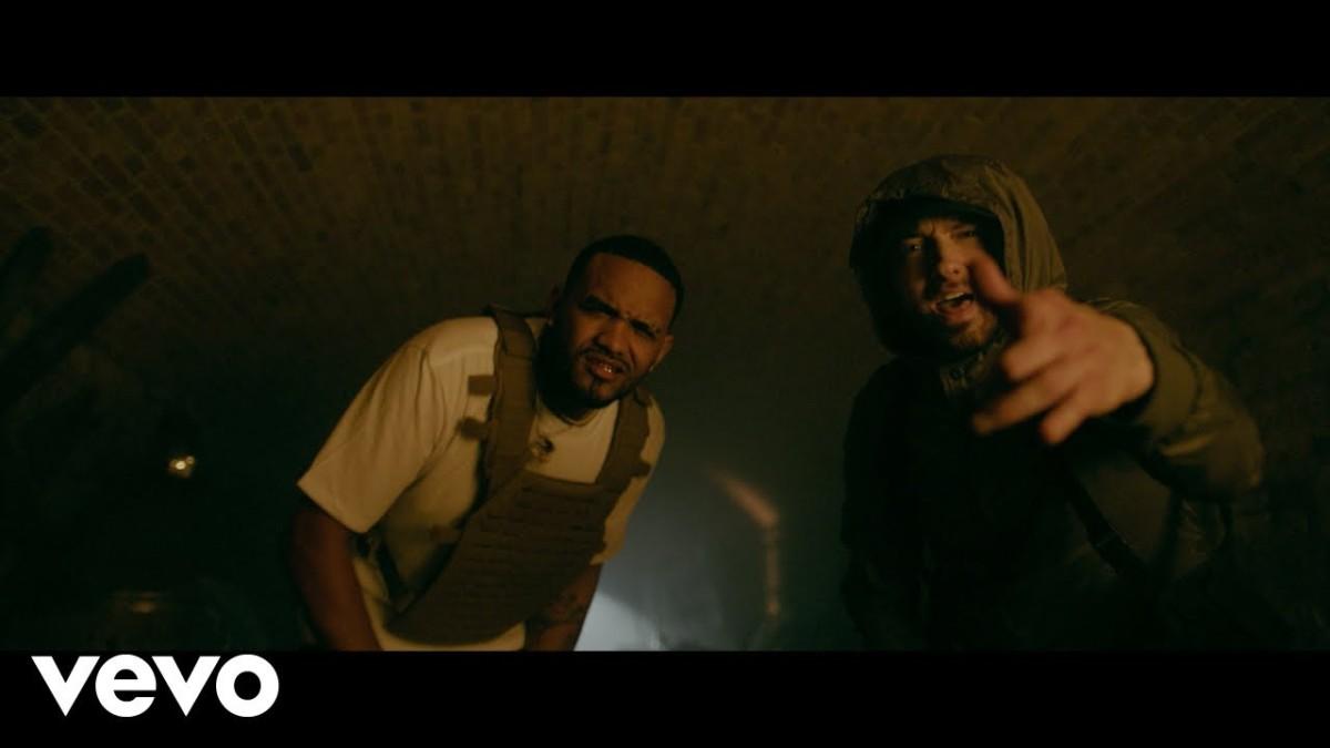Eminem — «Lucky You» (Feat. Joyner Lucas)
