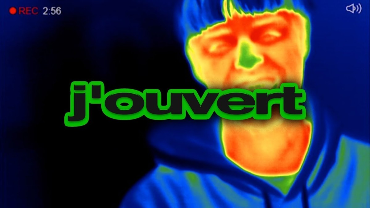 BROCKHAMPTON — «J'OUVERT»