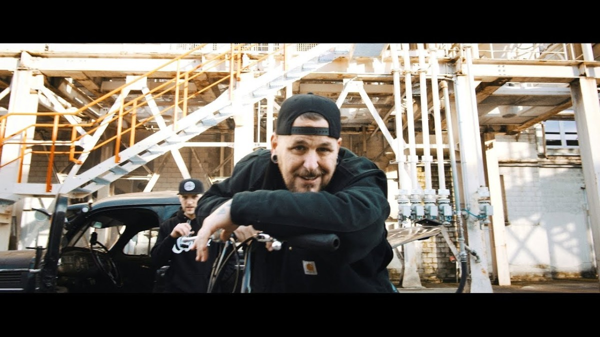 Delinquent Habits x BrauStation Sursee – «CraftRebels» (Feat. Ives Irie)