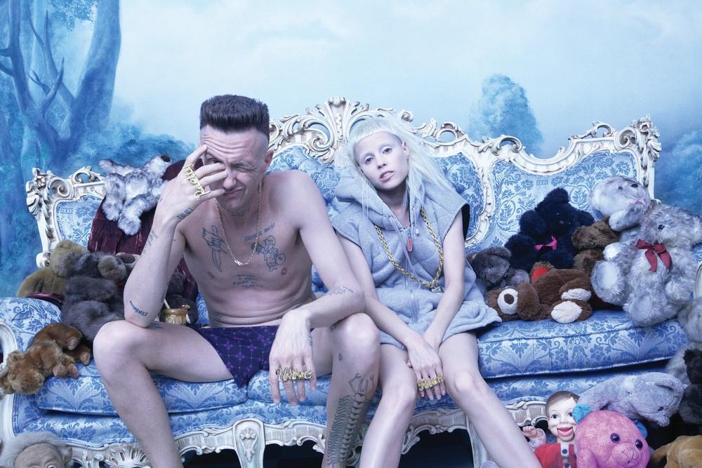 Die Antwoord выпустили дисс на Eminem'a