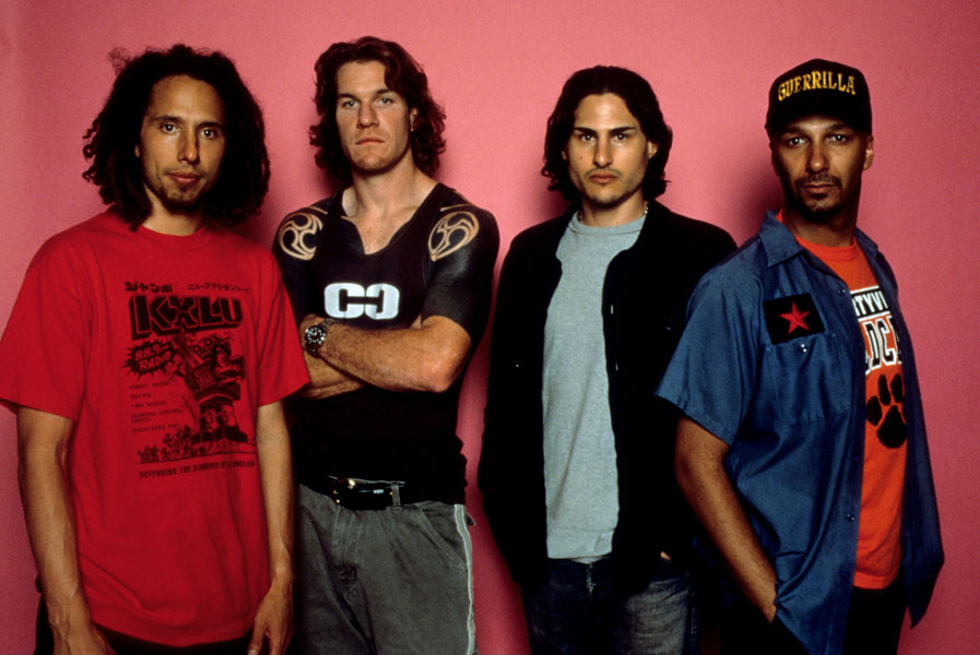 Rage Against the Machine переиздадут свою дискографию на виниле