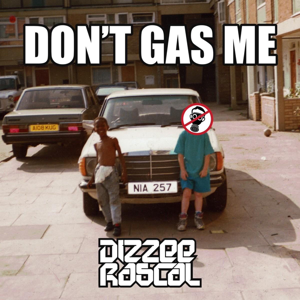 Dizzee Rascal — «Don't Gas Me» EP