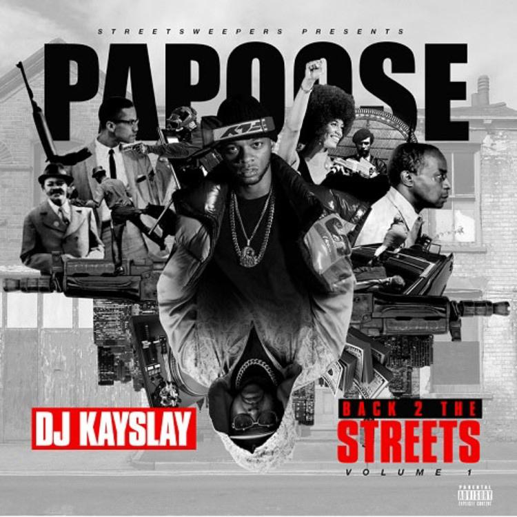 Papoose — «Back 2 The Streets»