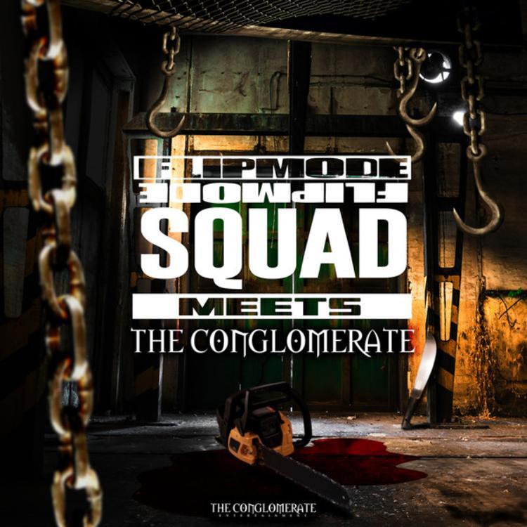Busta Rhymes, O.T. Genasis, J-Doe, Prayah, Trillian, Aaron Cooks, Rampage, Rah Digga, Spliffstar & Baby Sham «Flipmode Squad Meets The Conglomerate»