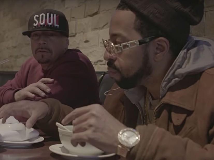 DJ Muggs & Roc Marciano — «Wormhole»