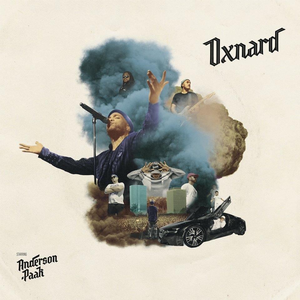Anderson .Paak назвал дату выхода и показал обложку нового альбома «Oxnard», спродюсированного Dr. Dre