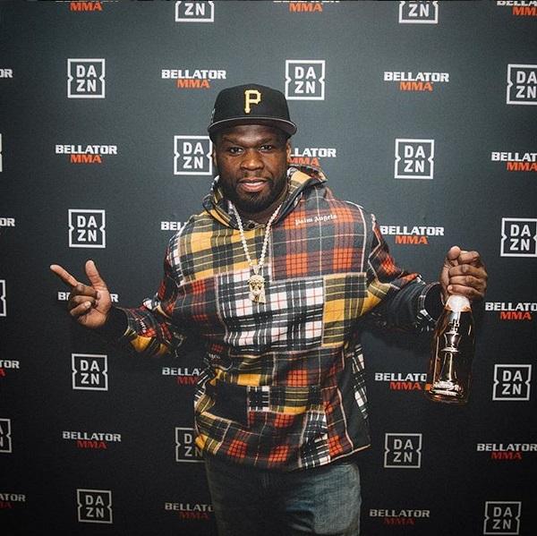 50 Cent предложил Хабибу драться за него в рамках Bellator