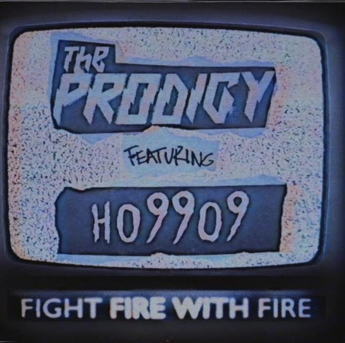 The Prodigy — «Fight Fire With Fire» (feat. Ho99o9)