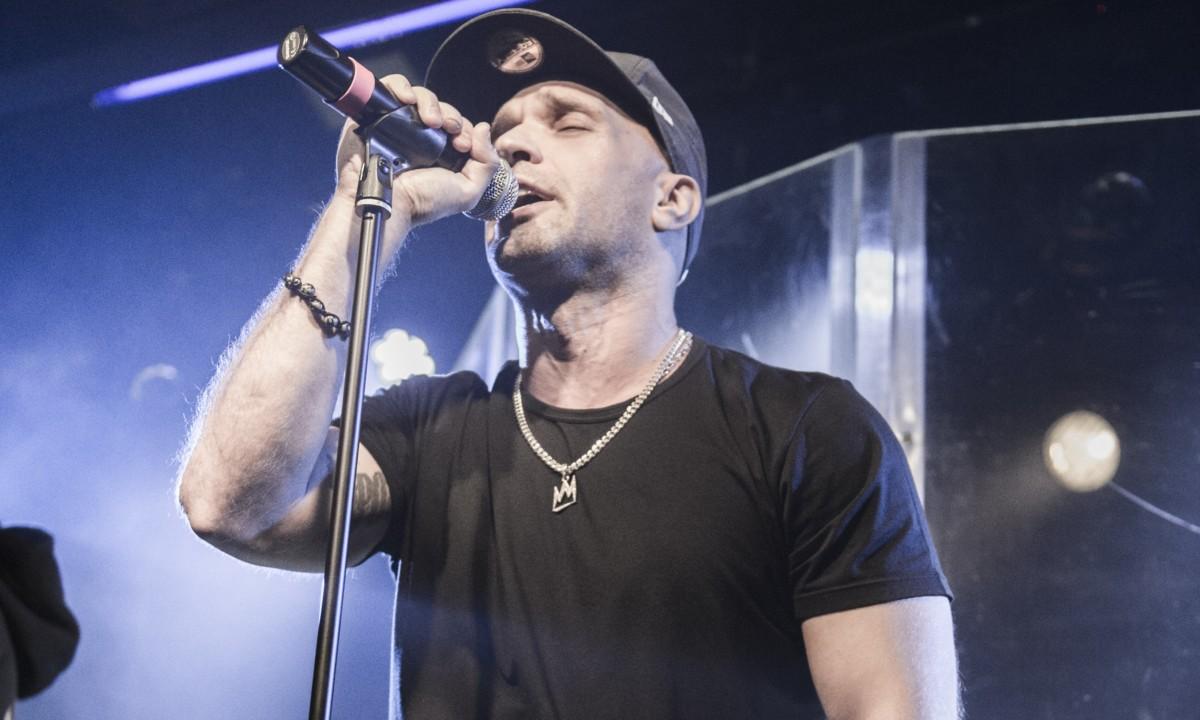 Лигалайз презентовал свой новый альбом «Молодой Король» в Москве