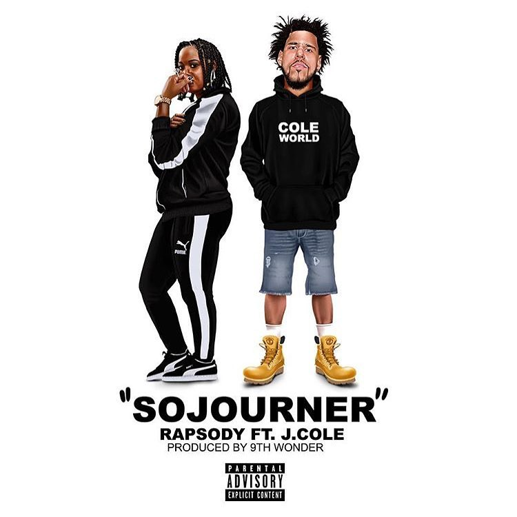 Rapsody — «Sojourner» (Feat. J. Cole)