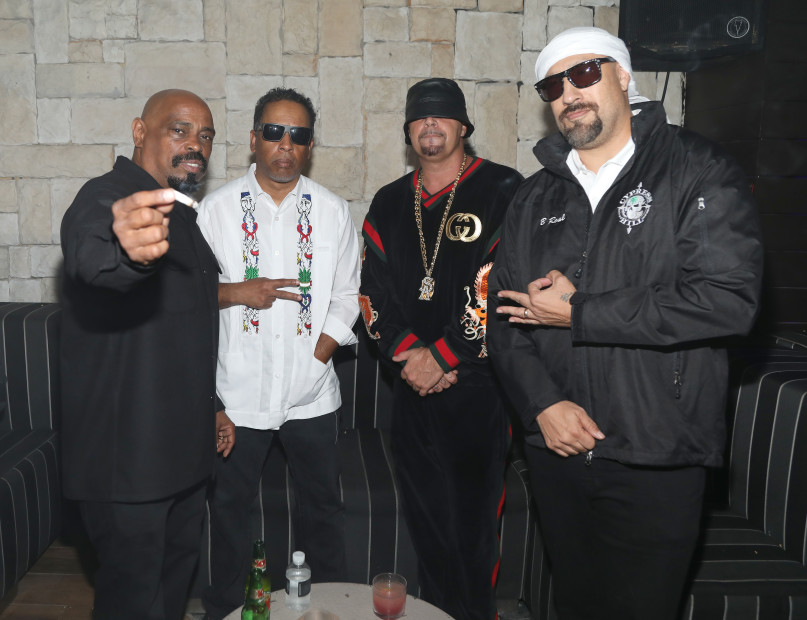 Cypress Hill — «Blood On My Hands Again»