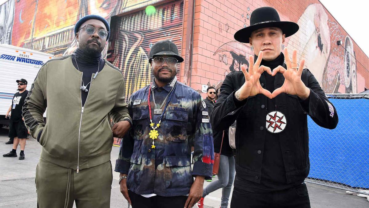 На новом альбоме The Black Eyed Peas появятся Nas, Phife Dawg, Slick Rick и другие