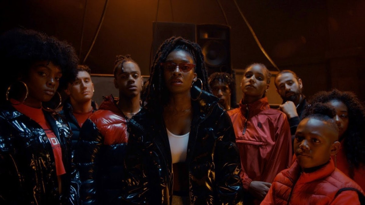 Little Simz — «Offence»