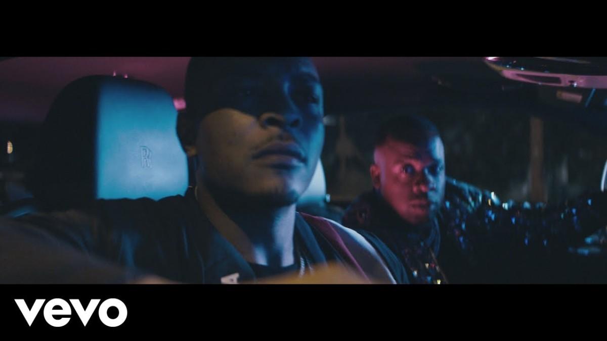 T.I. — «Wraith» (Feat. Yo Gotti)