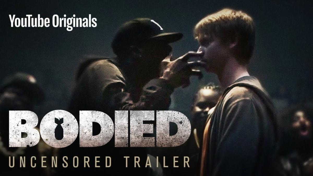 Вышел трейлер фильма «Bodied», продюсером которого является Eminem