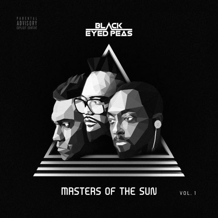 The Black Eyed Peas — «Masters of the Sun Vol. 1»
