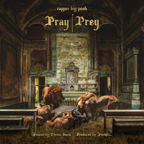 Rapper Big Pooh с новым синглом «Pray Prey» feat. Cocoa Sarai с предстоящего альбома