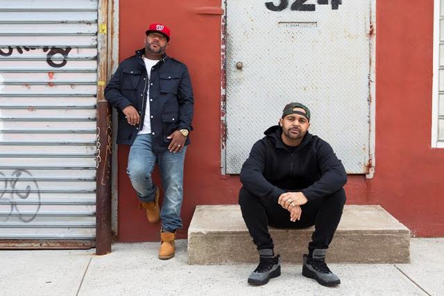 Apollo Brown & Joell Ortiz «Timberlan'd Up» RMX feat. Royce Da 5'9 & KXNG Crooked