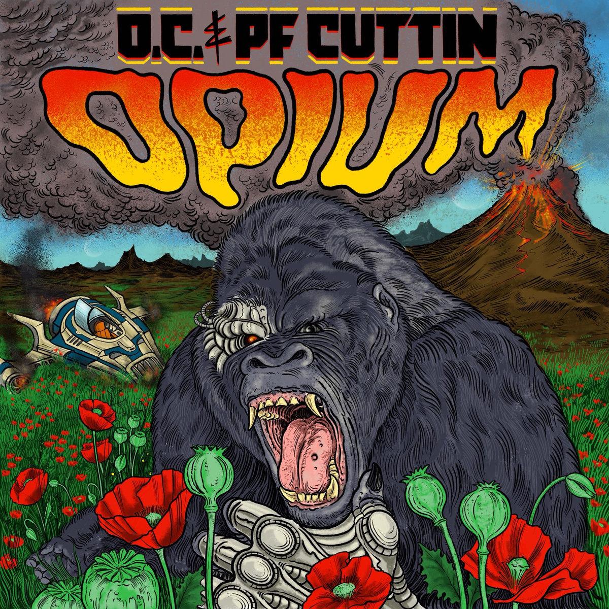 O.C. & PF Cuttin — «Opium»