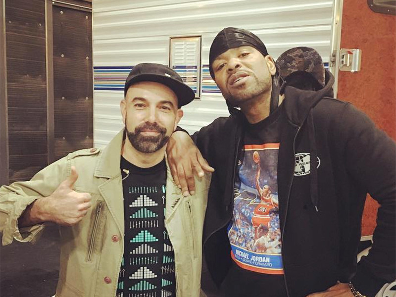 Method Man и DJ Nu-Mark записали трек «Zodiac Killah», который увидит свет на виниле