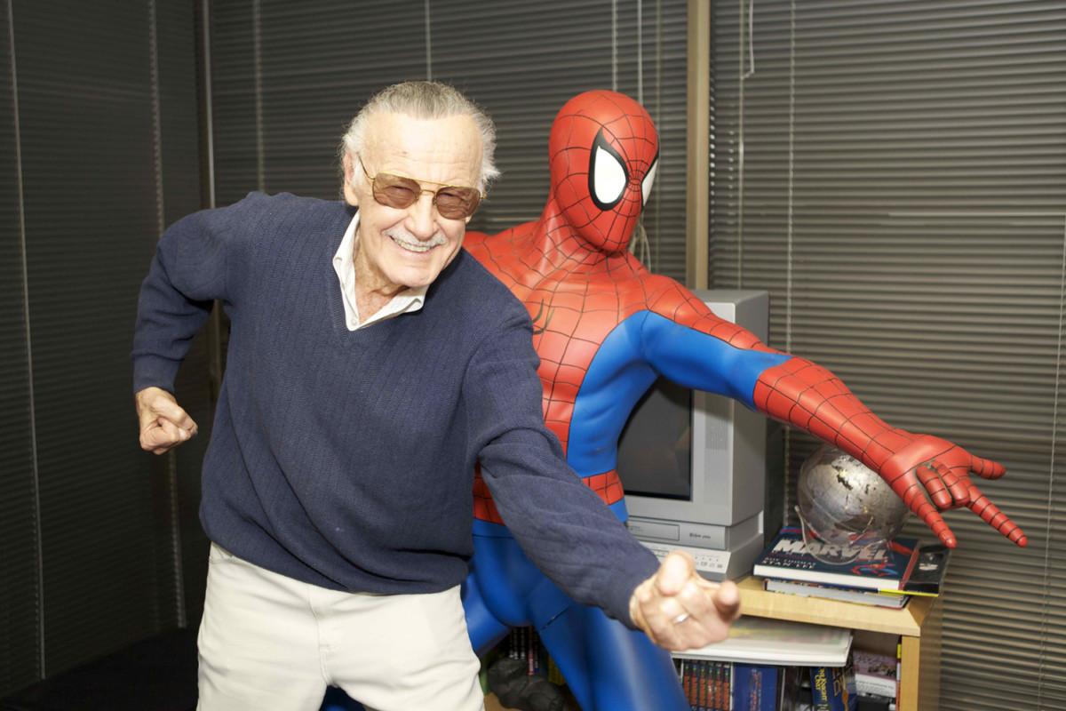 Ушел из жизни создатель комиксов Marvel — Stan Lee