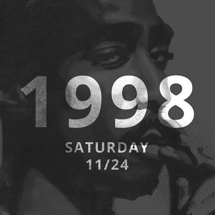 Ждали чего-то нового от 2Pac? Уже в эту субботу выйдет «1998»