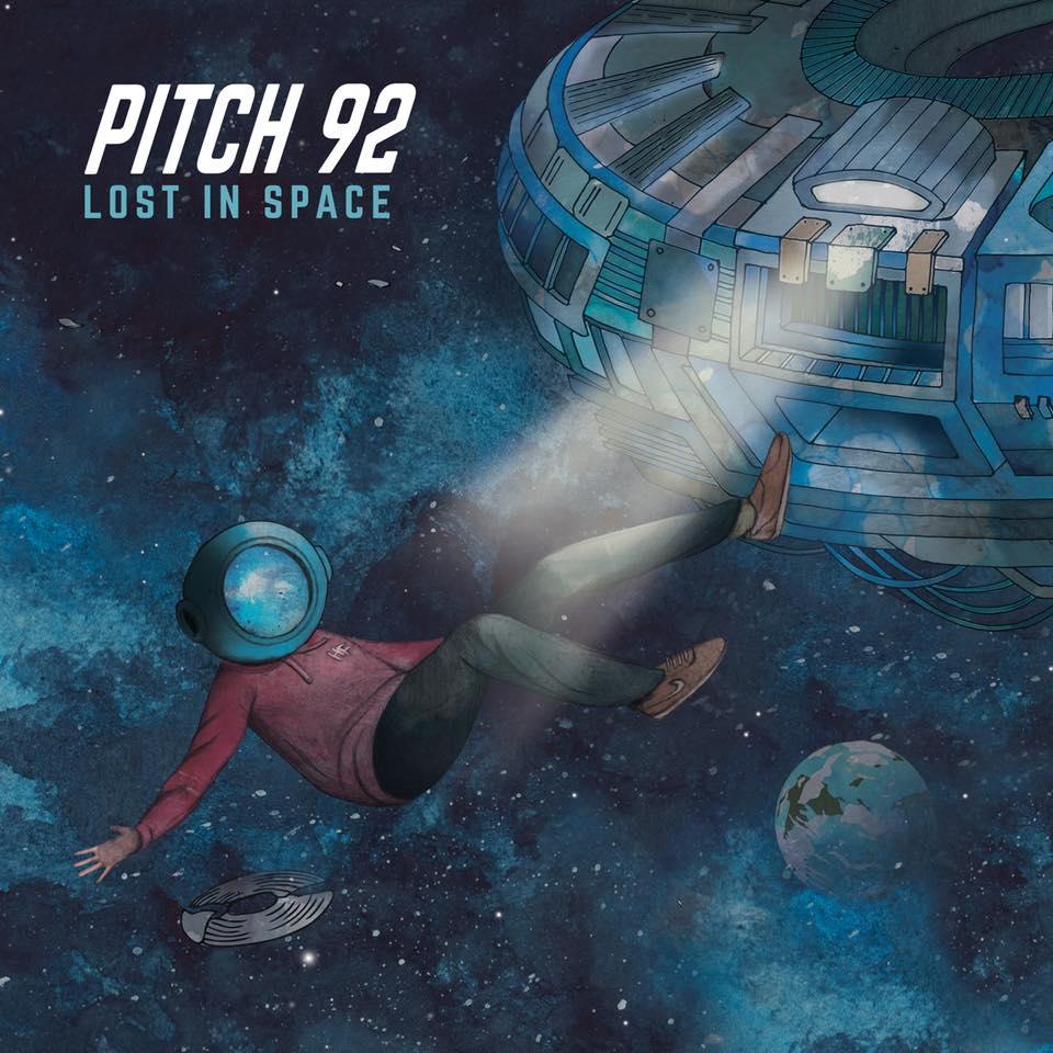 Инструментальный хип-хоп из Англии: Pitch 92 «One Handed»